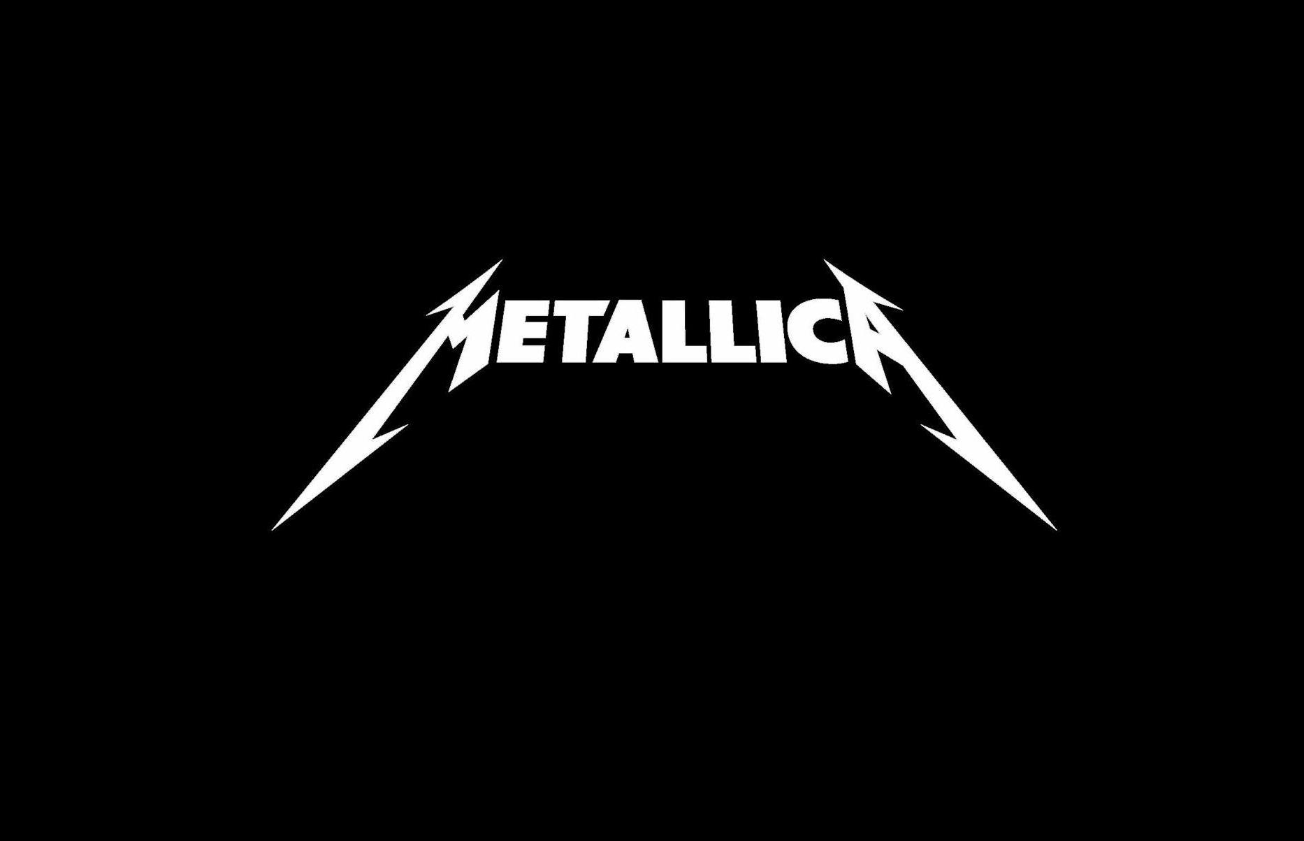 metallica lighting logo wallpaper - photo #21