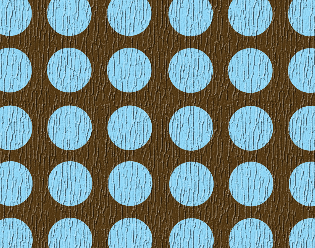 Brown and blue design