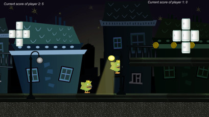 Run for Free - screenshot from game