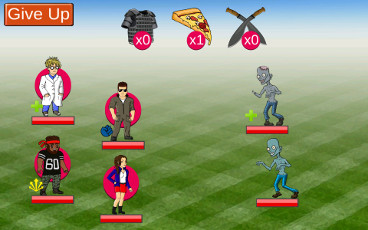 Eurotrip With Zombies - screenshot from game