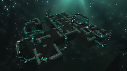 Dimmensions - screenshot from game