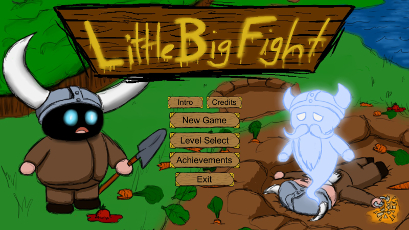 LittleBigFight - screenshot from game