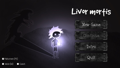 Livor mortis - screenshot from game
