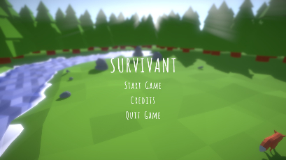 Survivant - screenshot from game